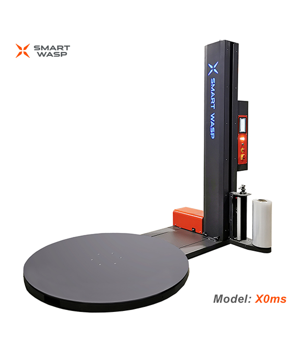 X0ms Intelligent Basic Pallet Wrapping Machine