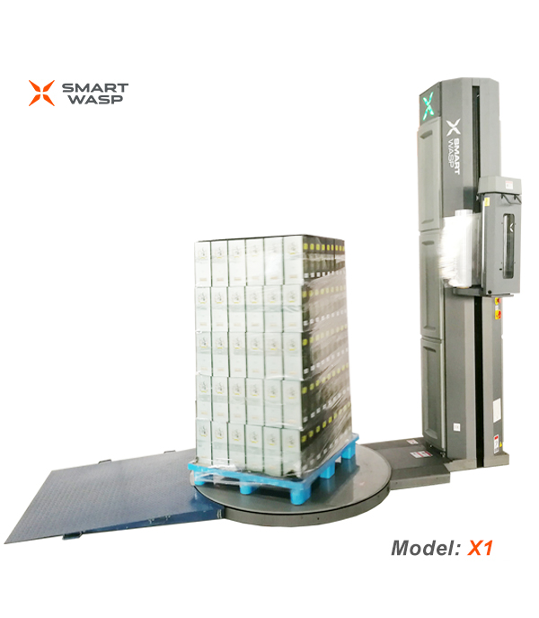 X1 Model Standard Pallet Wrapping Machine