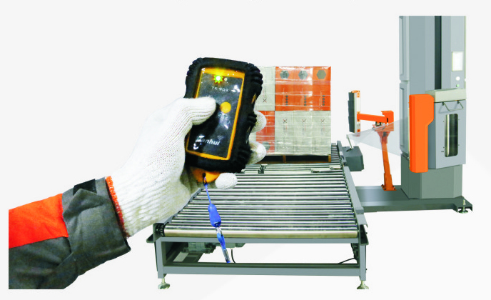 Do you know the fully automatic pallet wrapping machine?