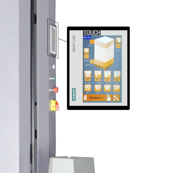 Intelligent Touch screen