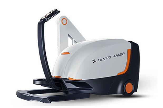 Smart Wasp T600 Robot Wrapping Machine