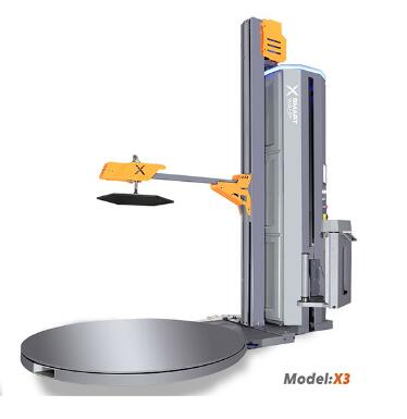 Are you looking for a turntable pallet wrapping machine?