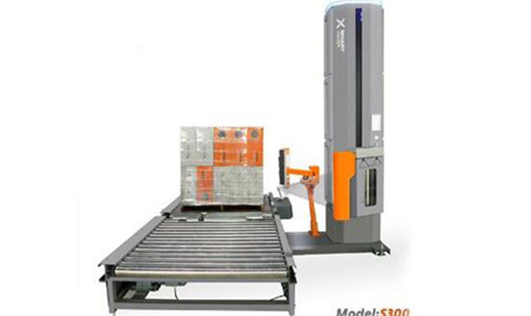 Correct Operation Steps Of Pallet Stretch Wrapping Machine
