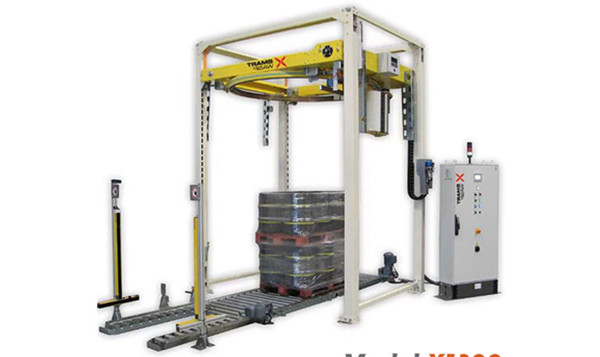 How Does The Pallet Wrapping Machine Work?