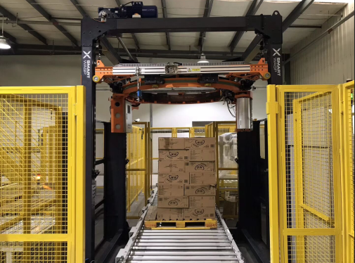 Fully Automated Packing Machine Erecting, Packing, And Sealing