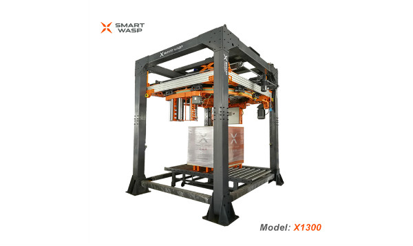 Features of Automatic Pallet Packaging Machine