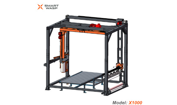 Operation Steps and Maintenance Points of Pallet Packing Machine