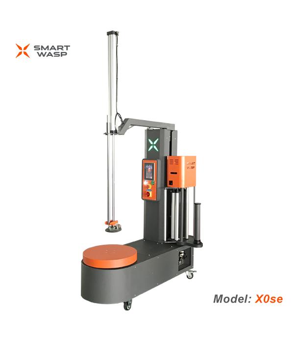 X0se Luggage Box Wrapping Machine