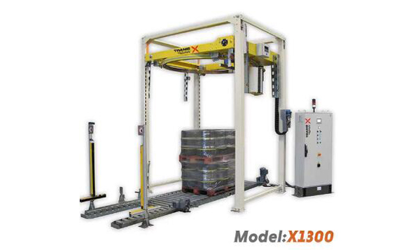 Smart Wasp is one of China pallet wrapping machine manufacturers