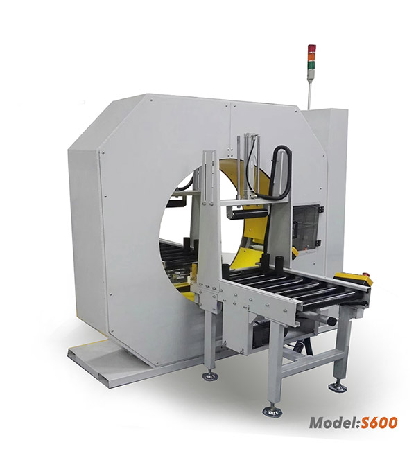 Precautions For Using Automatic Pallet Wrapping Machine