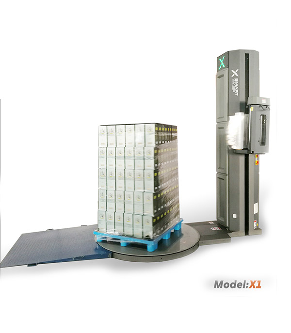 Introduce Of Pallet Wrapping Equipment