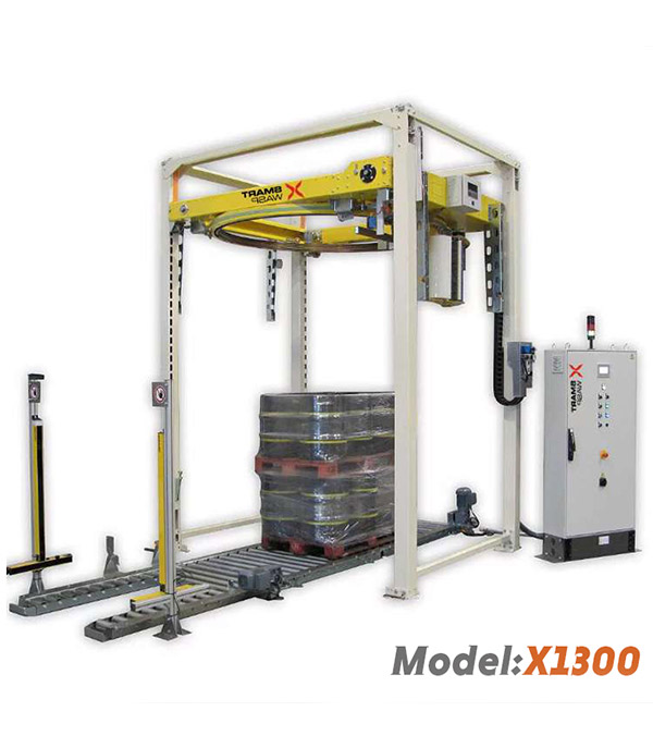 Fully Automatic Pallet Wrapping Machine
