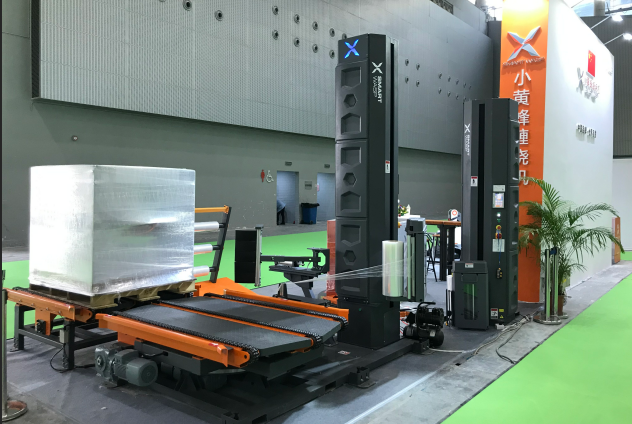 In Mar 04, SMART WASP will attend 2019 SINO-PACK exhibition. The displayed machine including SMART WASP newest Model T600, X100 and S300 pallet wrapping machine. Look forward to your coming.