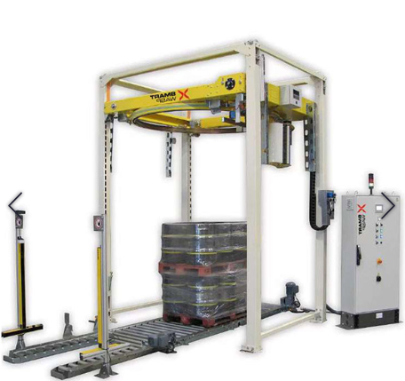 Pallet Wrapping Machine Product Application